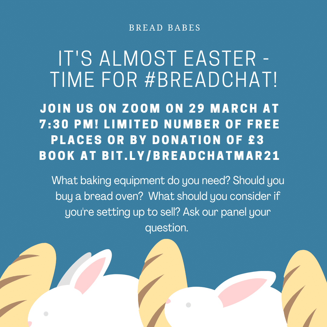 Bread Chat March 2021