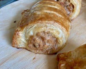 Flaky Sausage Roll